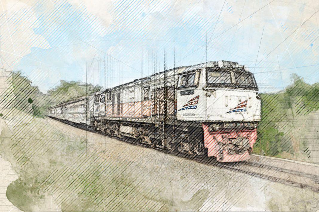 Ketinggalan kereta api